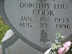 Dorothy Lou Cook