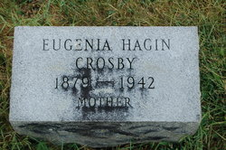 Eugenia <I>Hagin</I> Crosby