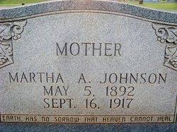 Martha A Johnson