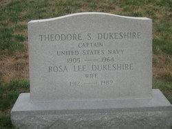 Rosa <I>Lee</I> Dukeshire