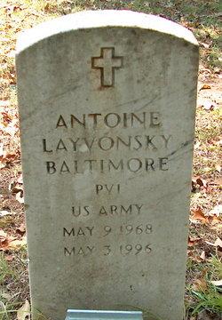 Antoine Layvonsky Baltimore