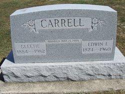 Gleetie <I>Russell</I> Carrell