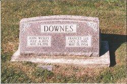 Frances Lee <I>Roberts</I> Downes