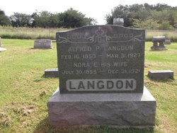 Alfred Pierce Langdon