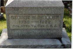 Col George W. Imboden