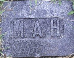 Mary Ann <I>Rushmere</I> Harris