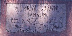 Murray Shawn Hanson