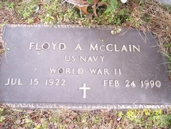 Floyd Arthur McClain