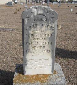 John Datus Moore