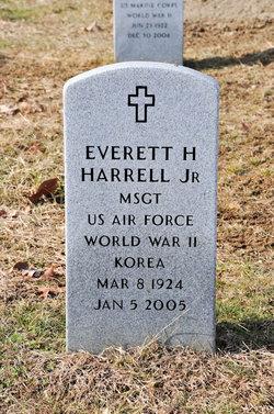 Everett H Harrell Jr.