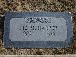Hie Manard Harper