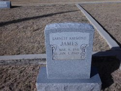 Earnest Raymond James