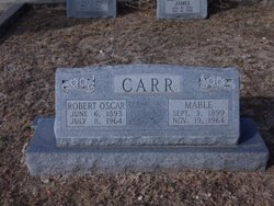 Robert Oscar Carr