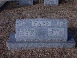 Mable <I>Humphries</I> Carr