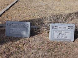 Mildred P <I>Carr</I> James