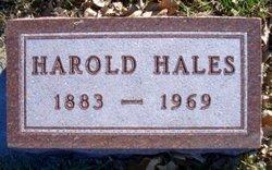 Harold Hales