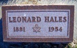 Leonard Hales