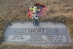 "Alonzo Miller ""Al"" Short, Jr"