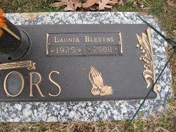 """Launia Lillian """"Lannie"""" <I>Blevins</I> Acors"""