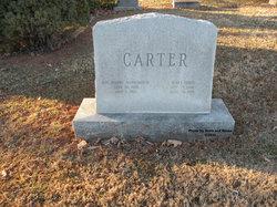 Agnes <I>Lewis</I> Carter