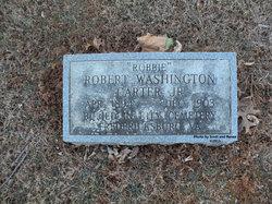 Robert Washington Carter, Jr