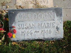 Susan Marie Heidorn