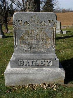 Tabitha Elizabeth <I>Hurlbutt</I> Bailey