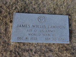 James Willis Lawhon