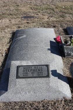 Mary Bell <I>Potts</I> Stephens