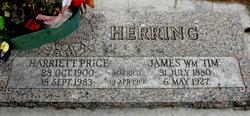 Harriett Price <I>Herring</I> Lunceford