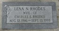 Lena Mirinda <I>Norton</I> Rhodes