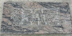 Ted John Rhodes
