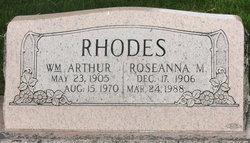 William Arthur Rhodes