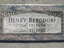 Henry Bergdorf