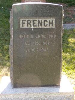Arthur Crawford French