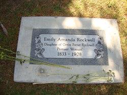 Emily Amanda Rockwell