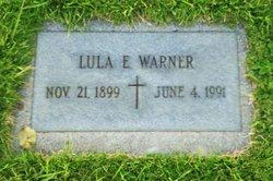 Lula E. Warner