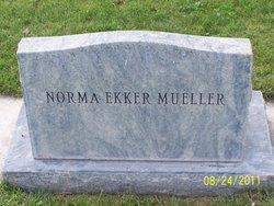 Norma Nell <I>Ekker</I> Mueller