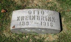 """Otto A.E. """"Otto Kline"""" Kreinbrink"""
