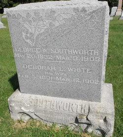 Deborah L. <I>White</I> Southworth