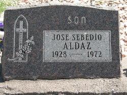 Jose Sebedio Aldaz