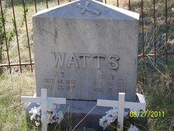James Thomas Watts