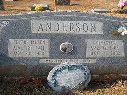 Edith Helen Anderson