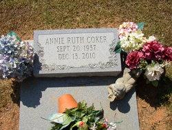 Annie Ruth <I>Mullinax</I> Coker