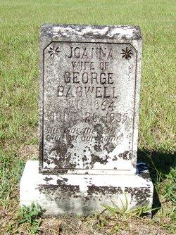 Joanna Annie <I>Walker</I> Bagwell