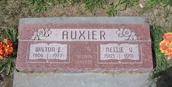 Nellie Viola <I>Williams</I> Auxier