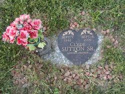 Clyde D. Sutton, Sr