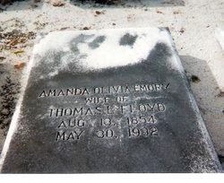 Amanda Olivia <I>Emory</I> Floyd