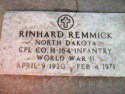 Rinhard Remmick
