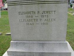 Elisabeth P. Allen